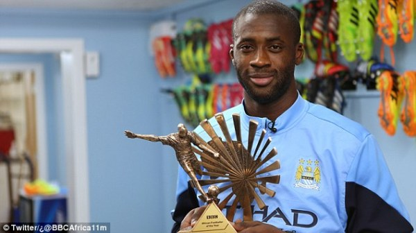 Toure: The cosen one